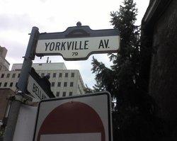 ヨークヴィル