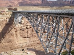 Historic Navajo Bridge