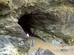 Merlin's Cave