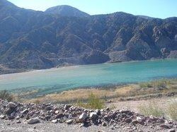 Potrerillos Dam