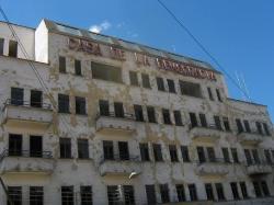 Casa de la Democracia, desvencijada sede de ADN, La Paz (20612317)