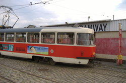 Prvni Pivni Tramway (First Beer Tramway)
