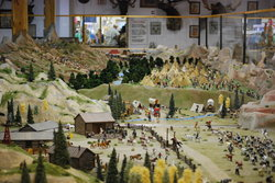 Old West Miniature Village and Museum