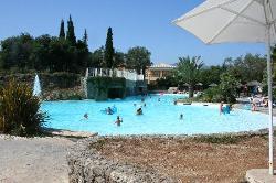 la piscine lagon