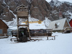 Hostel Campo Base Penitentes