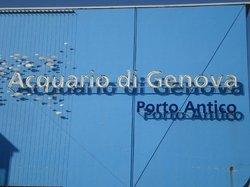 ジェノヴァ水族館
