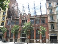 Tapies Foundation (Fundacio Antoni Tapies)