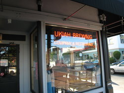 Ukiah Brewing Company & Restaurant