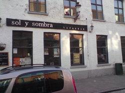 Tapas Restaurant Sol y Sombra