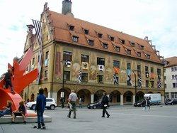 Ayuntamiento de Ulm (Rathaus)