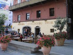 Pizzeria Ljubljanski Dvor