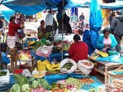 Mercado Abierto de Pisac