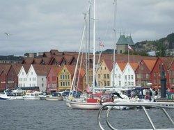Molo anseatico di Bryggen