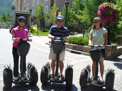 Sage Outdoor Adventures Segway Tours
