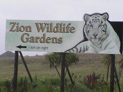 Kamo Wildlife Sanctuary - TEMPORARILY CLOSED