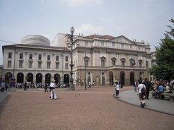Scala de Milan (Teatro alla Scala)