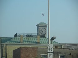 Allen-Bradley Company Clock