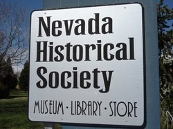 Nevada Historical Society