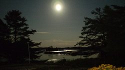 Picture of moon - Paradise Island