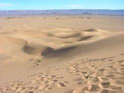 Tinfou Dunes