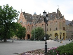 Kecskemét Town Hall