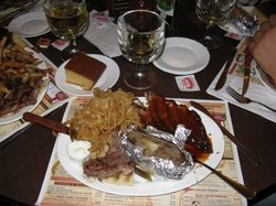 Dallas BBQ West Village