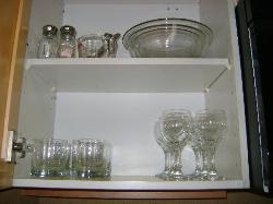 some of the glassware