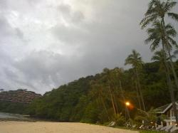 Wonderful beach @ Cape Panwa