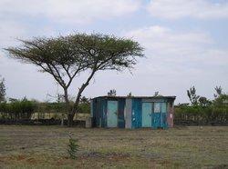 At an orphanage in the bush.  Juja, Kenya (21196120)