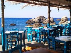 Agia Fotia Taverna