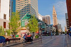 Denver's Sixteenth Street Mall