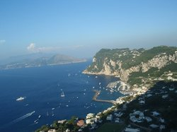 Isle of Capri and Ana Capri