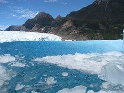 San Rafael Glacier and Lagoon