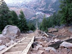 Manitu Springs Incline, Colorada USA (21250354)