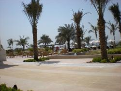 the beach at the west in hotel