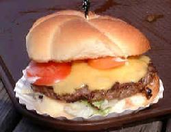 Dilly's Corner burger