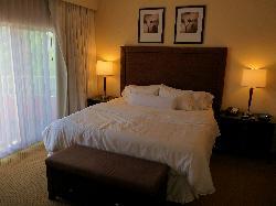 Our room (1 bedroom premier vila)