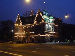 Hans Christian Andersen Fairy tale House