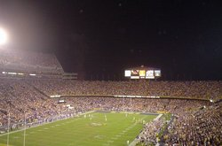 ‪LSU Tiger Stadium‬