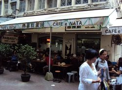 Margaret's Cafe e Nata