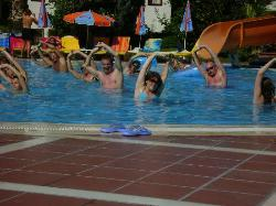 'Water Aerobics'