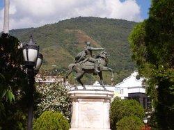 Plaza Bolivar (Merida)