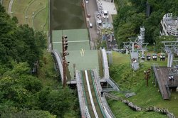 大倉山ジャンプ競技場