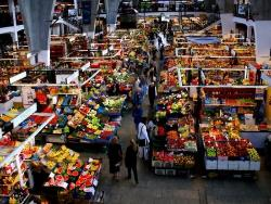 Wroclaw, il mercato coperto. Polonia (21398627)