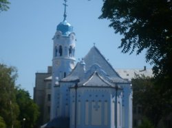 St Elizabeth's / Blue Church