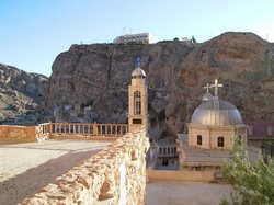 Caves of Maaloula