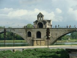 Pont Saint-Benezet (Pont d'Avignon)