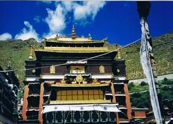 Kloster Tashilumpo