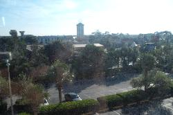 View from our room - Floor 4