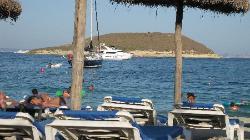 Magalluf beach